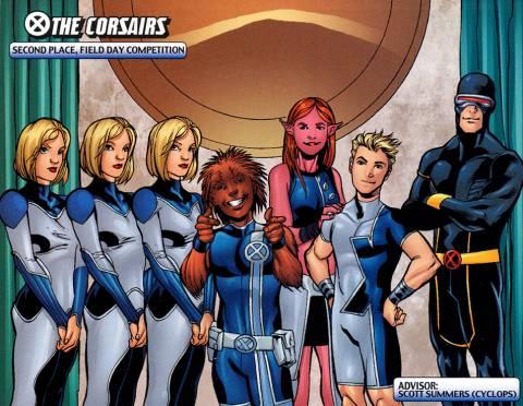 The Corsairs