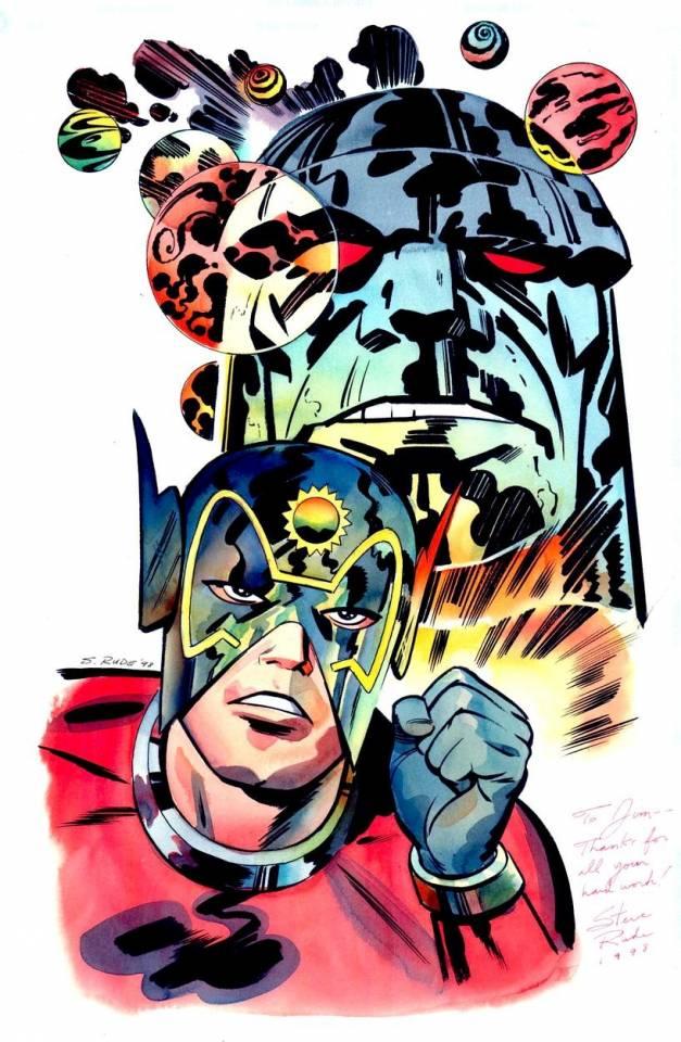 Orion -Son of Darkseid