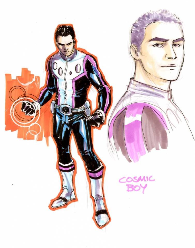 Cosmic Boy (New Earth)