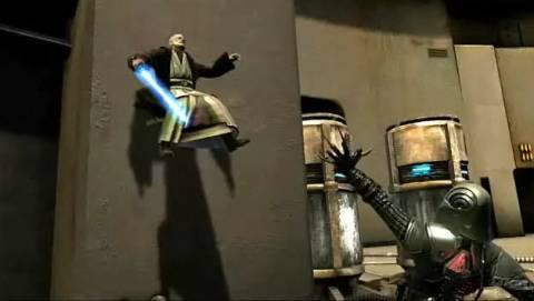 Obi-Wan vs. Starkiller