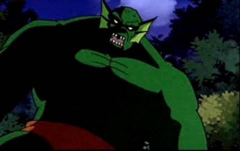 The Incredible Hulk (1996): Abomination