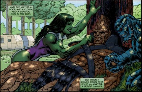 Part of the Hulk Family