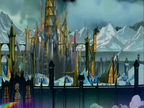 Animated Asgard