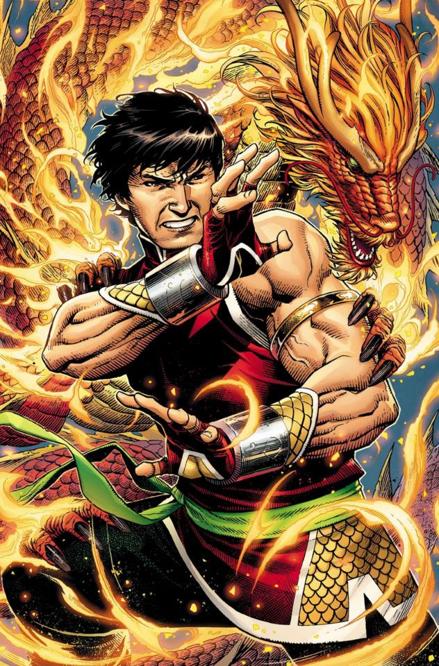 Shang-Chi (Character) - Comic Vine