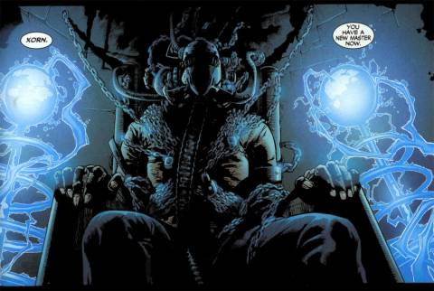 Xorn's first appearance