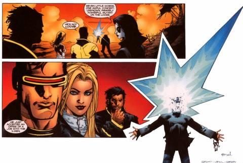 Xorn: X-Man