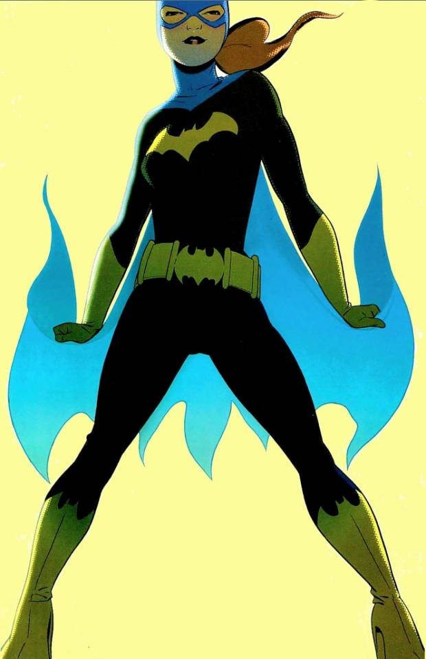 Batgirl Year One