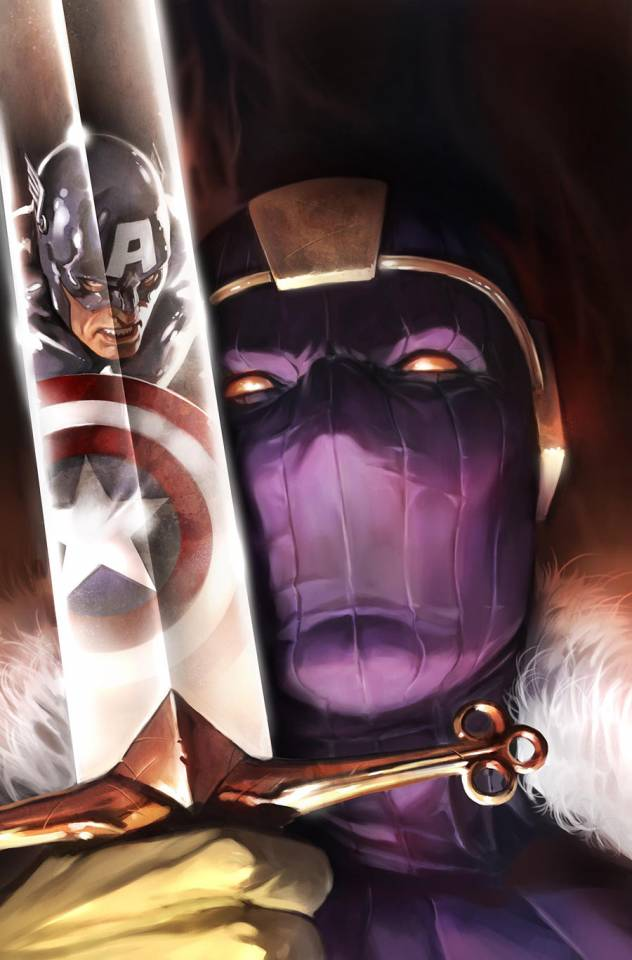 No one escapes from Baron Zemo
