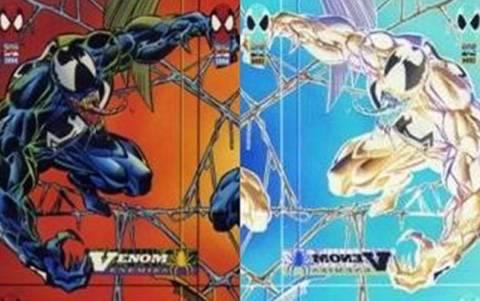Venom and Anti-Venom are the same guy: Eddie Brock
