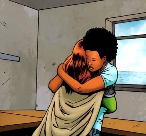 Hug Goodbye