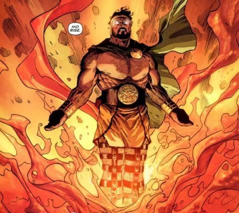 Sky-Father Hercules: The god of gods