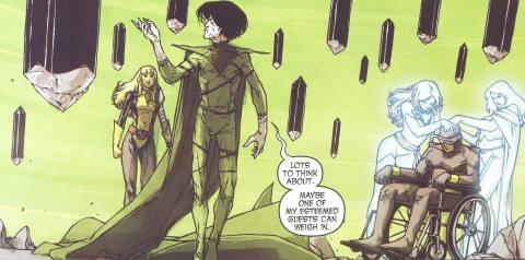 Dr. Voodoo # 4