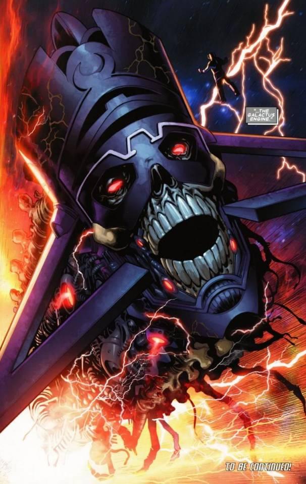The Galactus Engine!