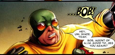 Bob, Agent of A.I.M.