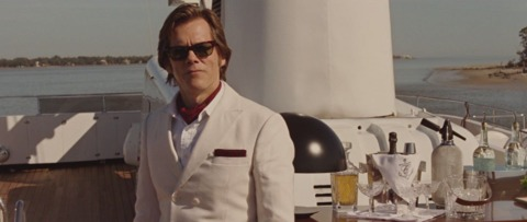 Kevin Bacon as Shaw