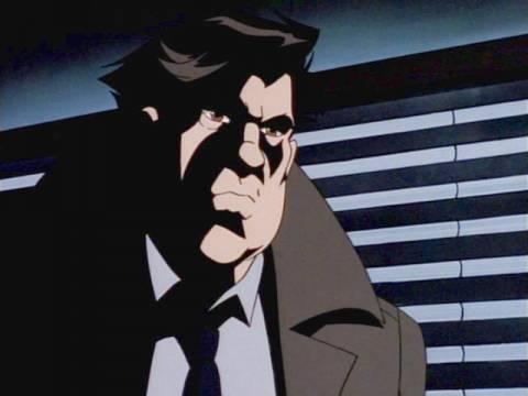 Detective Sam Burke