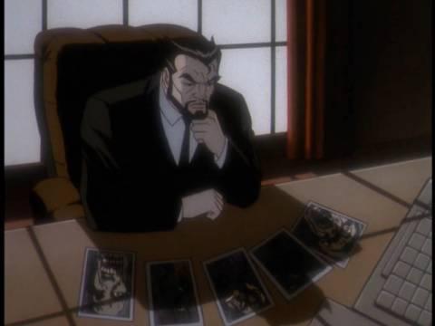 Jason Wynn in the animated series