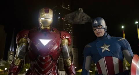Iron Man & Captain America: BFF's