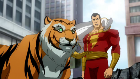 Tawky Tawny in Superman/Shazam!: The Return of Black Adam