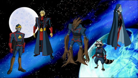 The Guardians in EMH