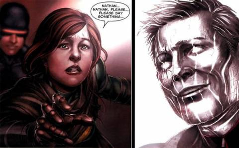 Cable's final moments