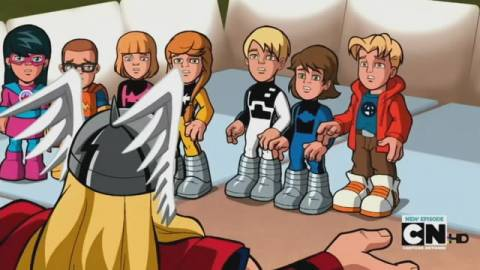 Alex Power in ''The Super Hero Squad Show''