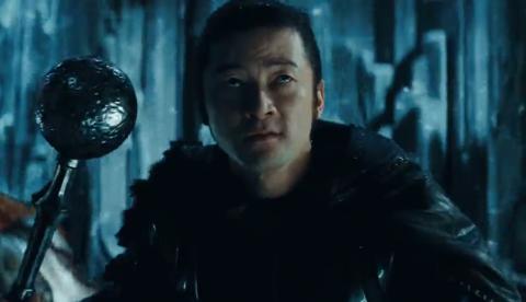Tadanobu Asano as Hogun