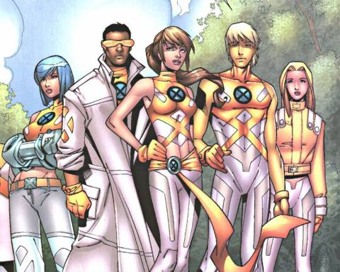 Leader of the New Mutants