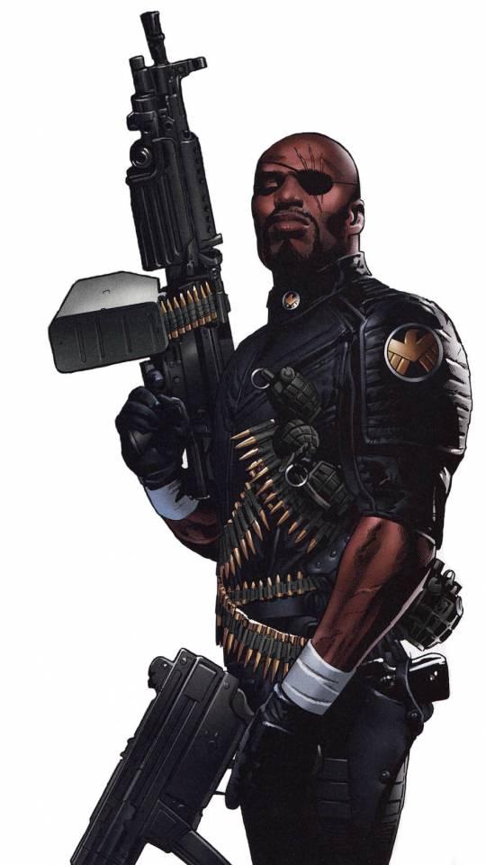 Nick Fury - Earth 1610