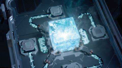 Cosmic Cube in the Avengers