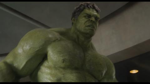 Yes, Hulk's roar can start a heart.