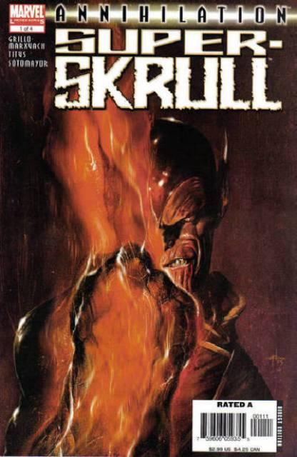 Annihilation: Super-Skrull