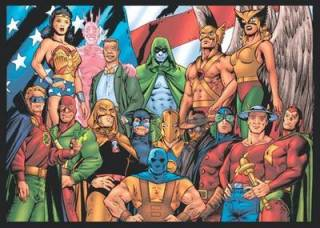 Justice Society of Earth-2