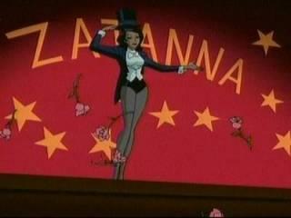 Animated Zatanna