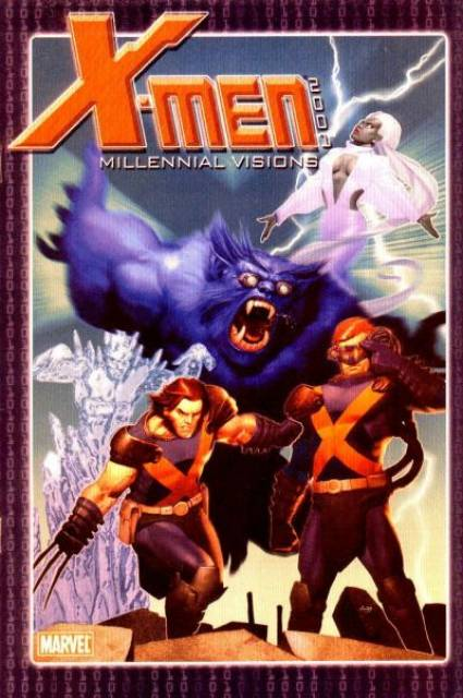 X-Men: Millennial Visions