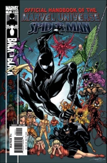 Spider-Man: Back in Black Handbook