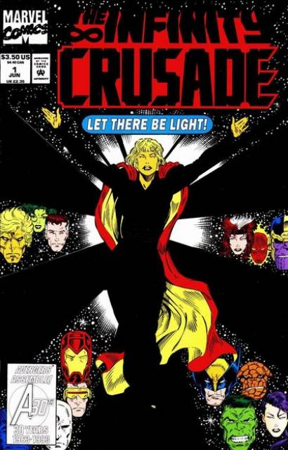 The Infinity Crusade