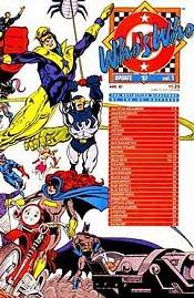 Who's Who: The Definitive Directory of the DC Universe Update '87