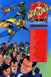 Who's Who: The Definitive Directory of the DC Universe Update '88