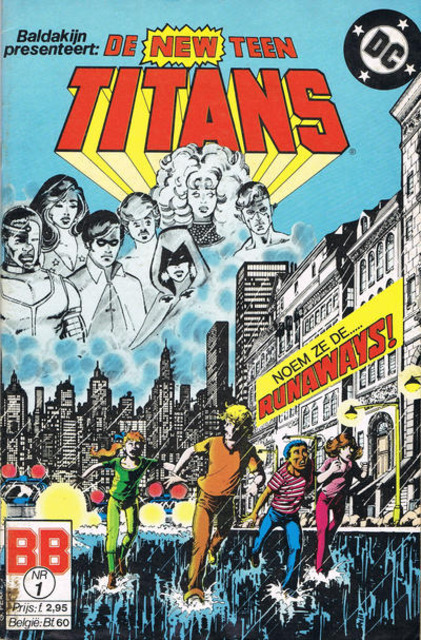 De New Teen Titans