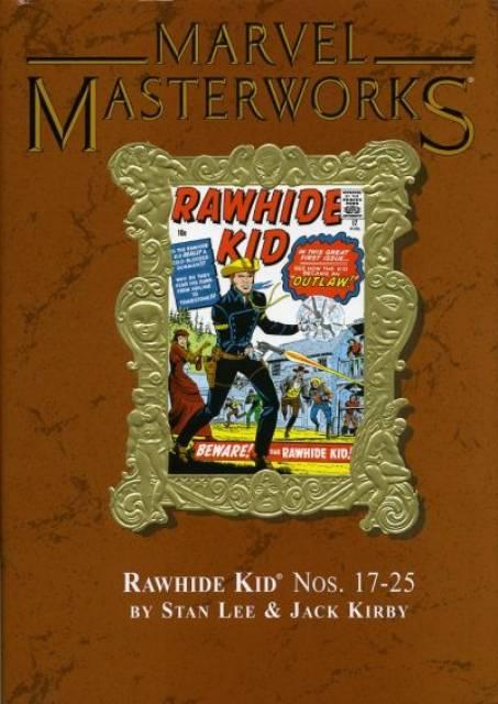Marvel Masterworks: Rawhide Kid