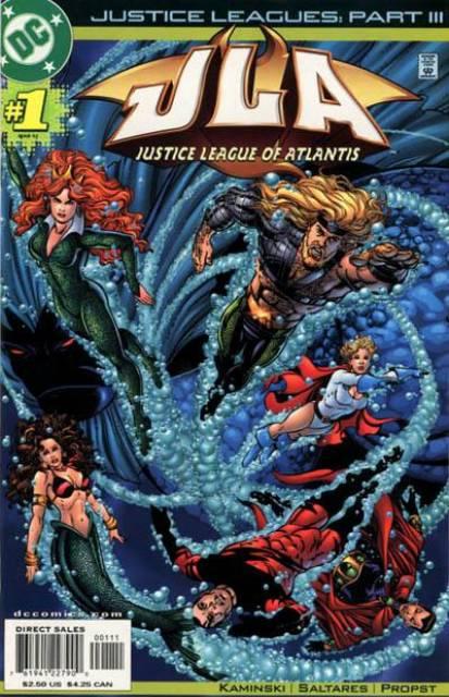 Justice Leagues: Justice League of Atlantis