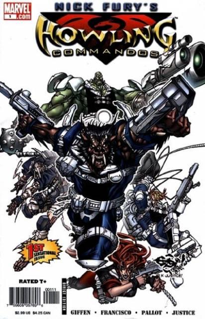 Nick Fury's Howling Commandos