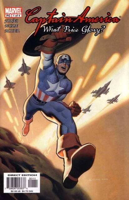 Captain America: What Price Glory?