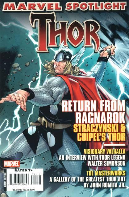Marvel Spotlight: Thor