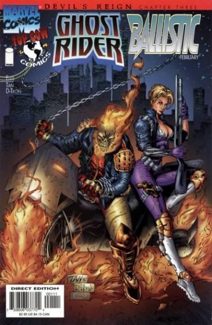 Ghost Rider/Ballistic