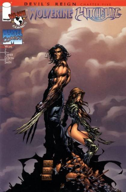 Wolverine/Witchblade