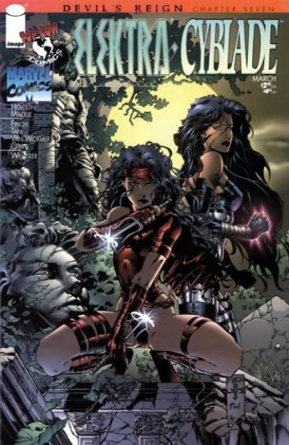 Elektra / Cyblade