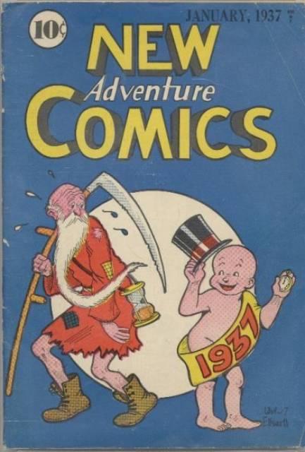 New Adventure Comics
