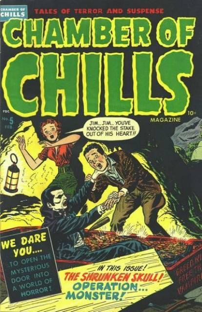 Chamber of Chills Magazine